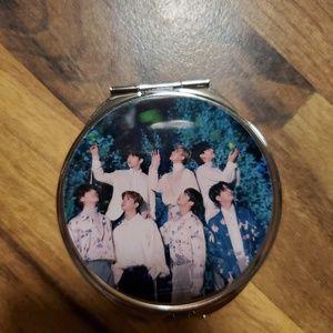 KPOP Star Group Necklace Choker Carven BTS EXO TWICE BLACKPINK SEVENTEEN TWICE